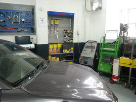 Bosch Car service en Barcelona